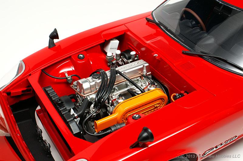 1/12 Tamiya 240ZG Engine