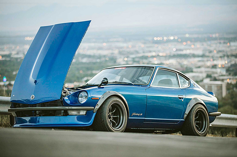 JDM Legends 1973-datsun-240z